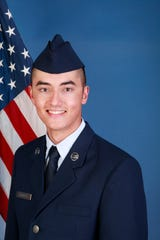 U.S. Air ForceAirman Kameron Crandell