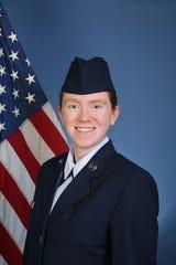 U.S. Air ForceAirman Emma J. Buchanan