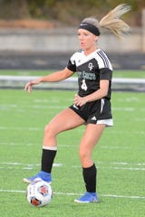 Clear Fork's Emily Hart was named a second team All-Ohioan by the Ohio Scholastic Soccer Coaches Association on Sunday.