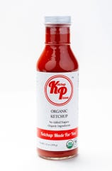 A 12-ounce bottle of the organic, no-sugar-added ketchup sells for $7.