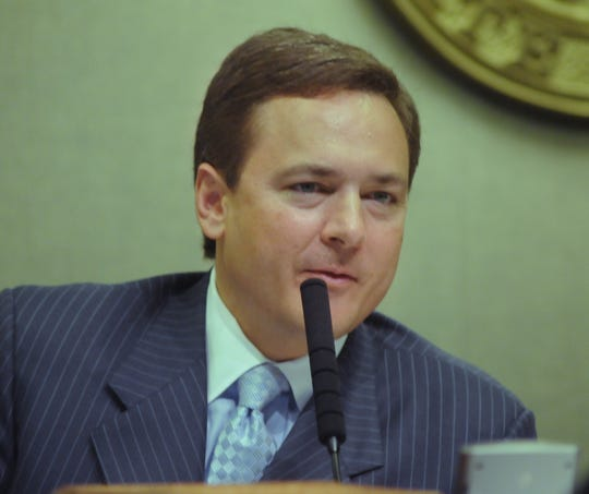 Former Sen. Zeb Little, D-Cullman, seen here in 2010, has pleaded guilty to two counts of felony theft.