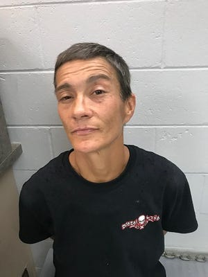 Jessica Osborne, 46, was arrested in Oklahoma Tuesday after the Williamson County Sheriff's Office reported her missing from their custody last week.