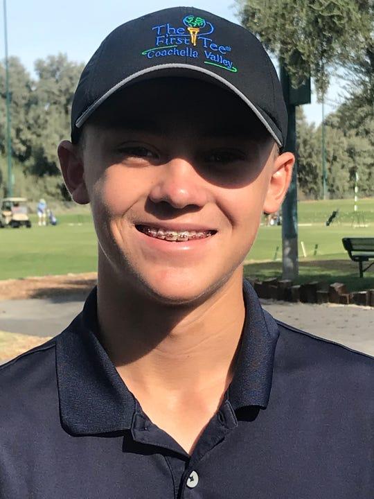 Braden Bernaldo of Palm Desert High School