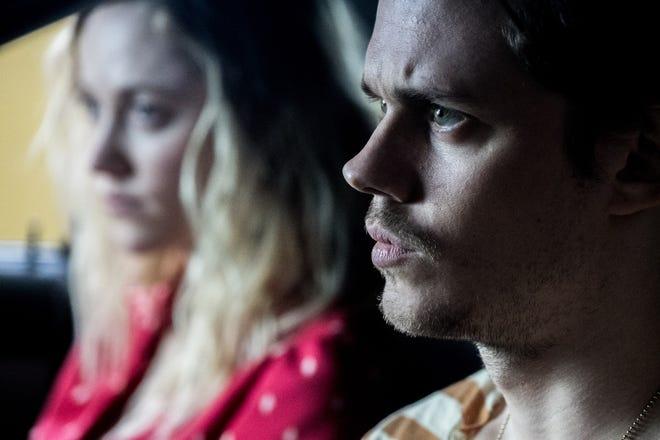 """Maika Monroe and Bill Skarsgård star in """"Villains."""""""