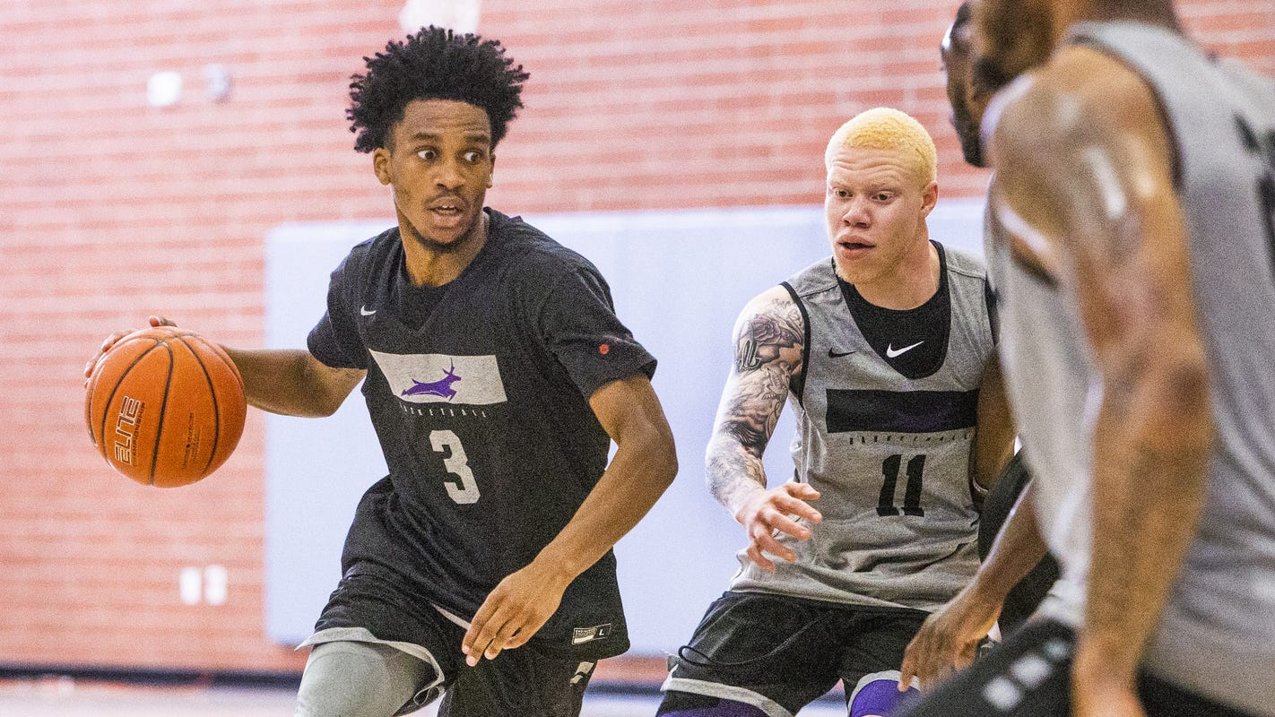 Grand Canyon men's basketball picked to finish 2nd in WAC by coaches, media