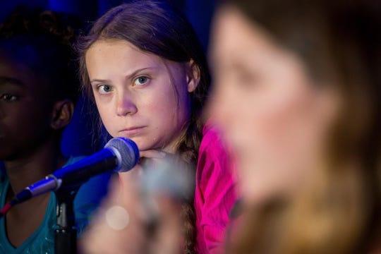 La activista medioambiental Greta Thunberg padece del síndrome de Asperger.