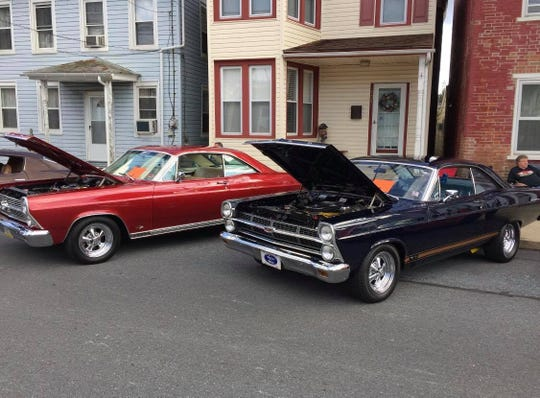 Fly rides and a car cruise are just part of the festivities planned for the Myerstown Community Block Party from 10 a.m.-8 p.m. on Saturday, Sept. 28.