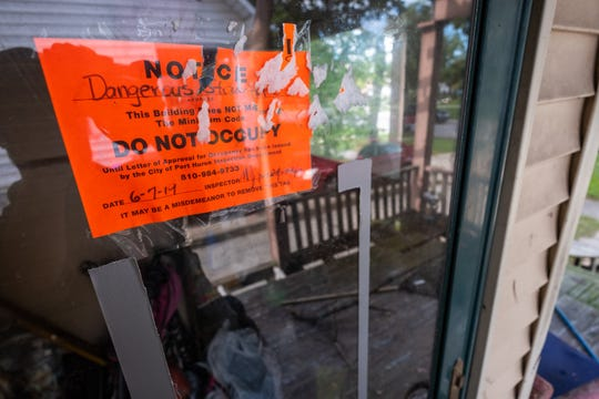 The city council has approved demolition of the blighted property at 1214 Lincoln Ave. after a public hearing Monday night. The resident couldn't afford the necessary repairs to bring the building's violations into compliance with city code.