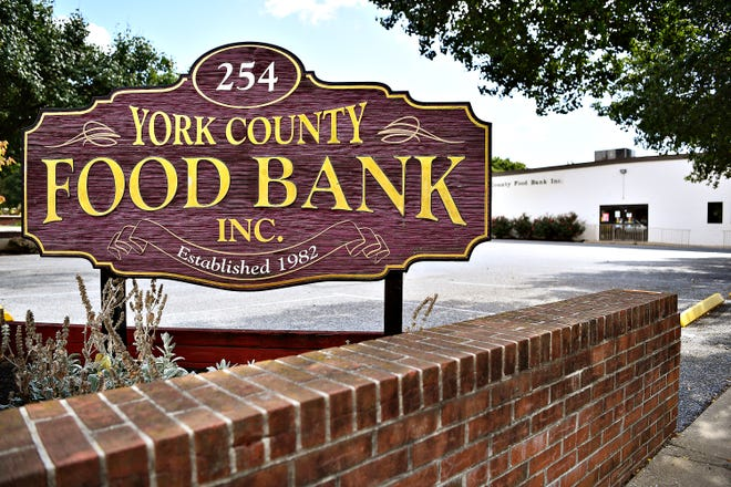 York County Food Bank in York City, Tuesday, Sept. 24, 2019. Dawn J. Sagert photo