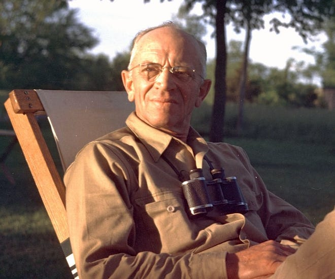 """York College will celebrate the 70th anniversary of Aldo Leopold's """"Sand County Almanac"""" with three events this fall."""