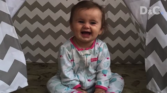 Nine-month-old Maisie Gillan died after she found a dropped methadone tablet on the floor at a neighbor's home. Her death was ruled an accident.