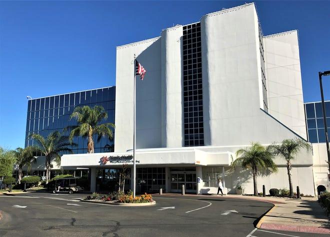 Mercy Medical Center of Redding