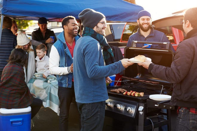 Brush up on your tailgating game plan before the next game day!