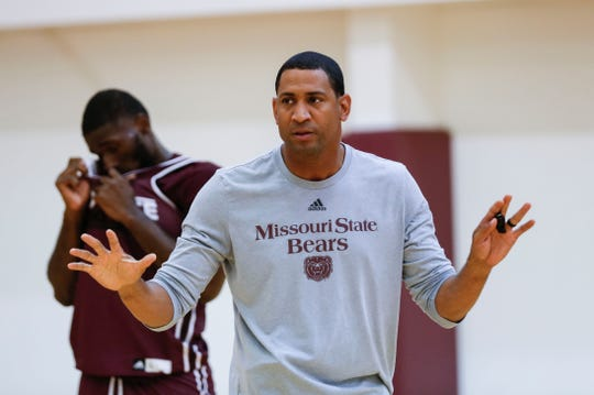 Missouri State basketball head coach Dana Ford thinks Ford Cooper will be better this year than if he played another year of high school.