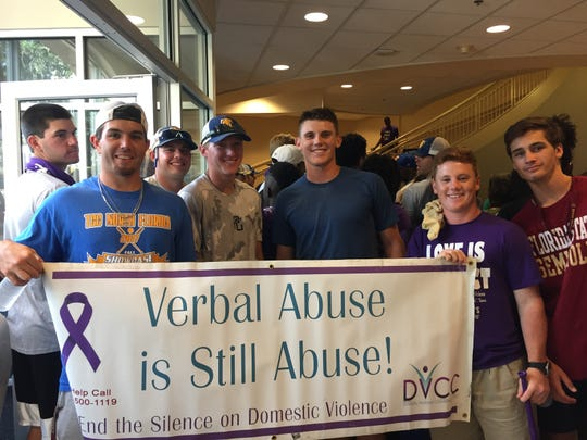 The Domestic Violence Coordinating Council in partnership with the FSU Institute for Family violence Studies, is holding its annual March to End the Silence on Domestic Violence on Wednesday, Sept 25.   This year's event  will focus on the Gentlemen's Perspective.