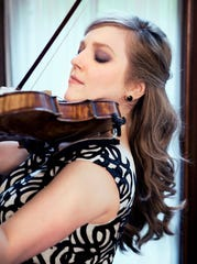 Acclaimed violinist Rachel Barton Pine