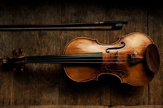 """""""Ex-Bazzini ex-Soldat"""" violin"""