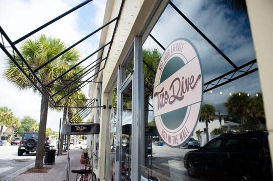 In addition to locations in downtown Fort Pierce, Vero Beach, Tradition in Port St. Lucie and a mobile taco truck, Taco Dive co-owners Joel Rucker, Kelly Greiner, Allison O'Connor and Bonnie Turk are preparing to expand to a beachside location in Fort Pierce.