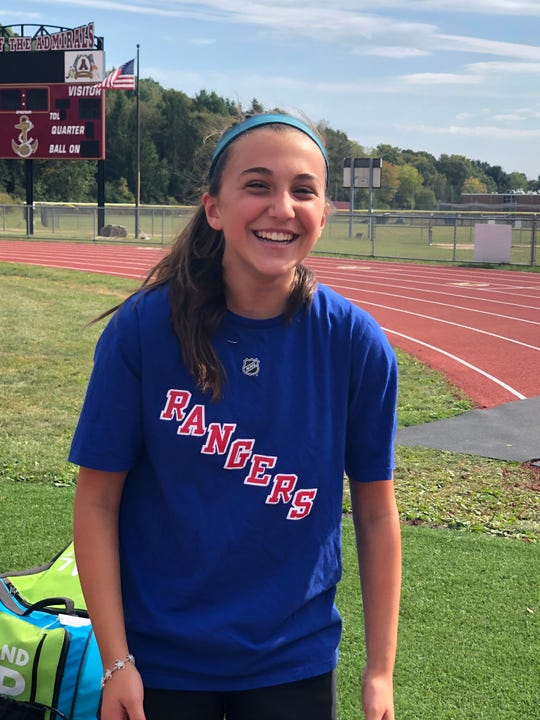 Arlington field hockey goalie Amanda Cimillo, The Journal News/lohud Field Hockey Player of the Week for Sept. 16-22, 2019