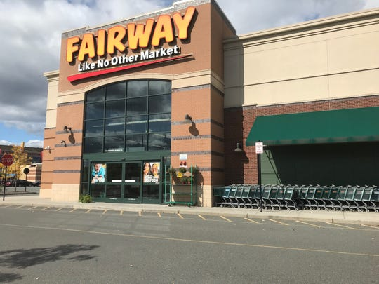 The  6-year-old Fairway Market at The Shops at Nanuet will close Sept. 25, 2019.