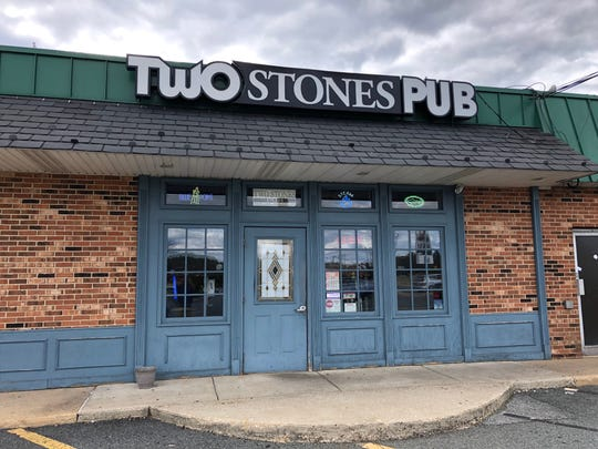 Two Stones Pub original location in Chesmar Plaza will close in January when a new location off Del. 273 opens.