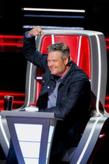 "Blake Shelton on Season 17 of ""The Voice."""