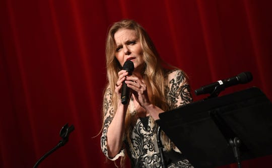 """Nicolet High School alum Tierney Sutton was nominated for her ninth Grammy Wednesday, in the Best Jazz Vocal Album category for """"Screenplay."""""""