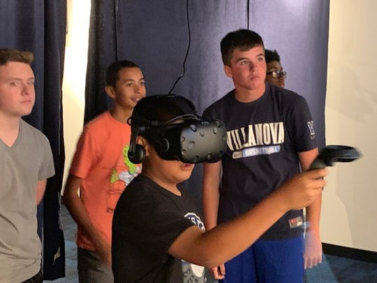 oasisVRX, a virtual reality center at BellWorks in Holmdel, is holding its grand opening this weekend.