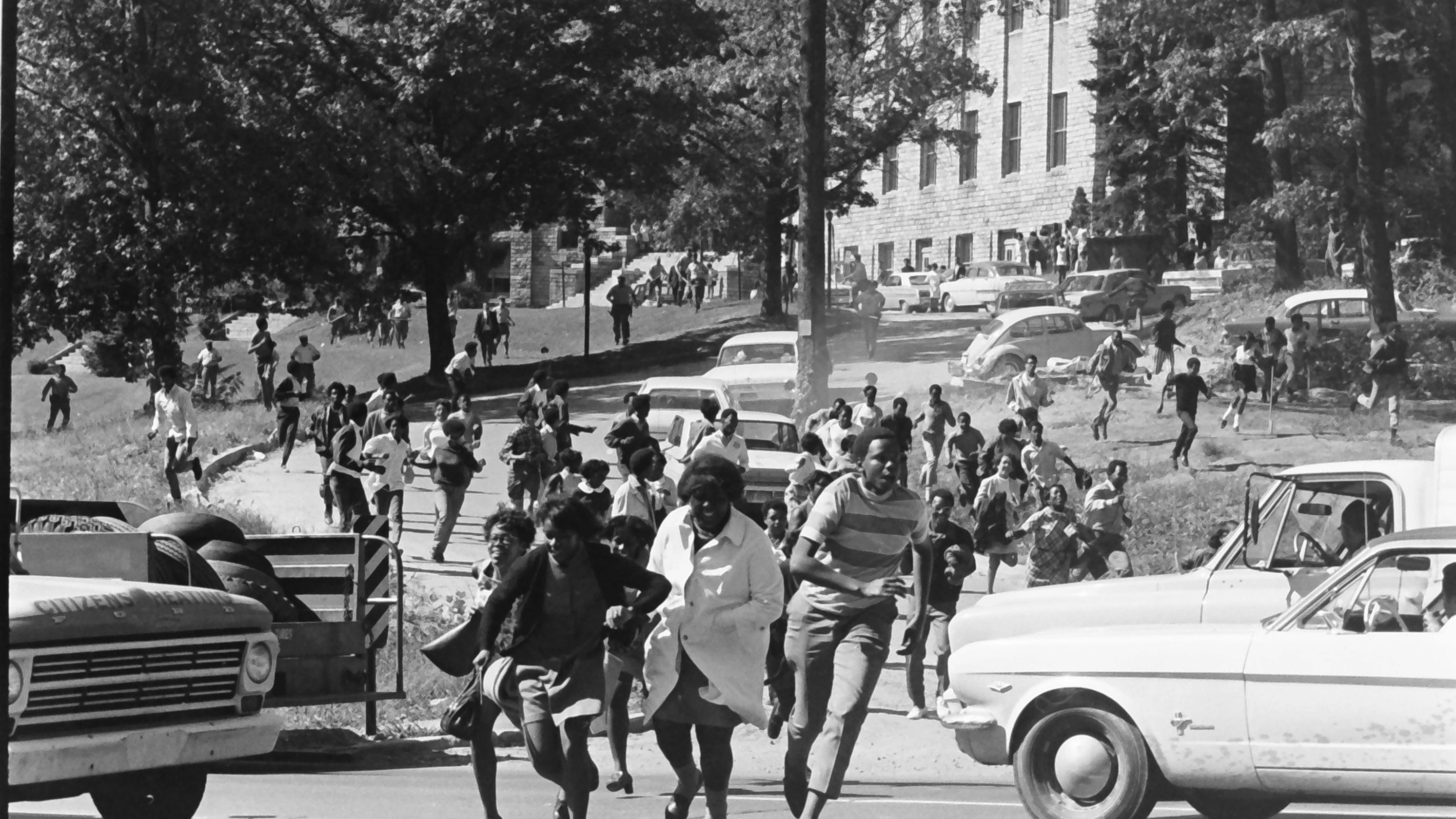 Different reparations: Expelled student in Asheville High's 1969 walkout might get diploma