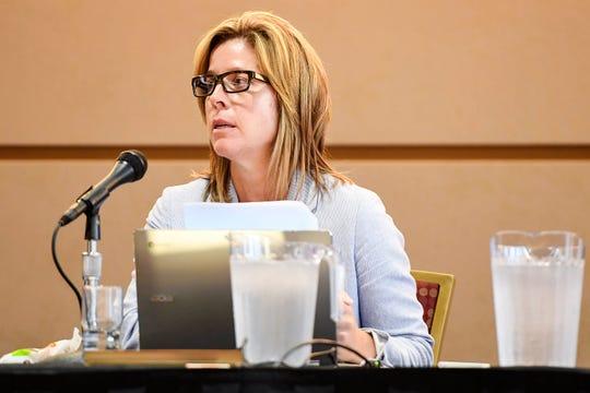 Asheville Mayor Esther Manheimer.