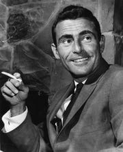 """Twilight Zone"" creator Rod Serling was a Binghamton native and Binghamton High School alumnus."