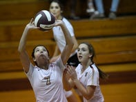 Latest High School volleyball results