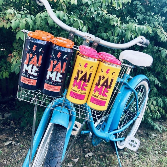J'aime Sparked Seltzer is available at Forgotten Boardwalk in Cherry Hill and select retailers. The original flavor just won a national award.