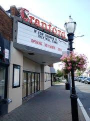 The Cranford Theatre which was closed in early September is scheduled to reopen in November.