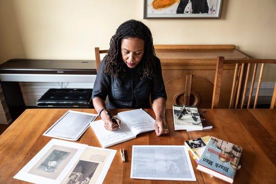 Saidiya Hartman, a Literary Scholar and Cultural Historian at Columbia University in New York.
