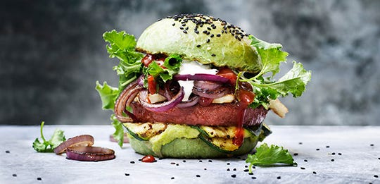 Nestlé is rolling out a cook from raw plant-based burger in the United States under the Sweet Earth brand, customized for the American consumer. Called the Awesome Burger, this new burger, to be sold fresh, will complement Sweet Earth's existing veggie-centric burgers.