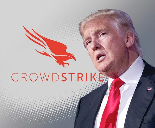 President Donald Trump's call with his Ukrainian counterpart contained an intriguing, if incomplete, reference to the cybersecurity company Crowdstrike Inc.