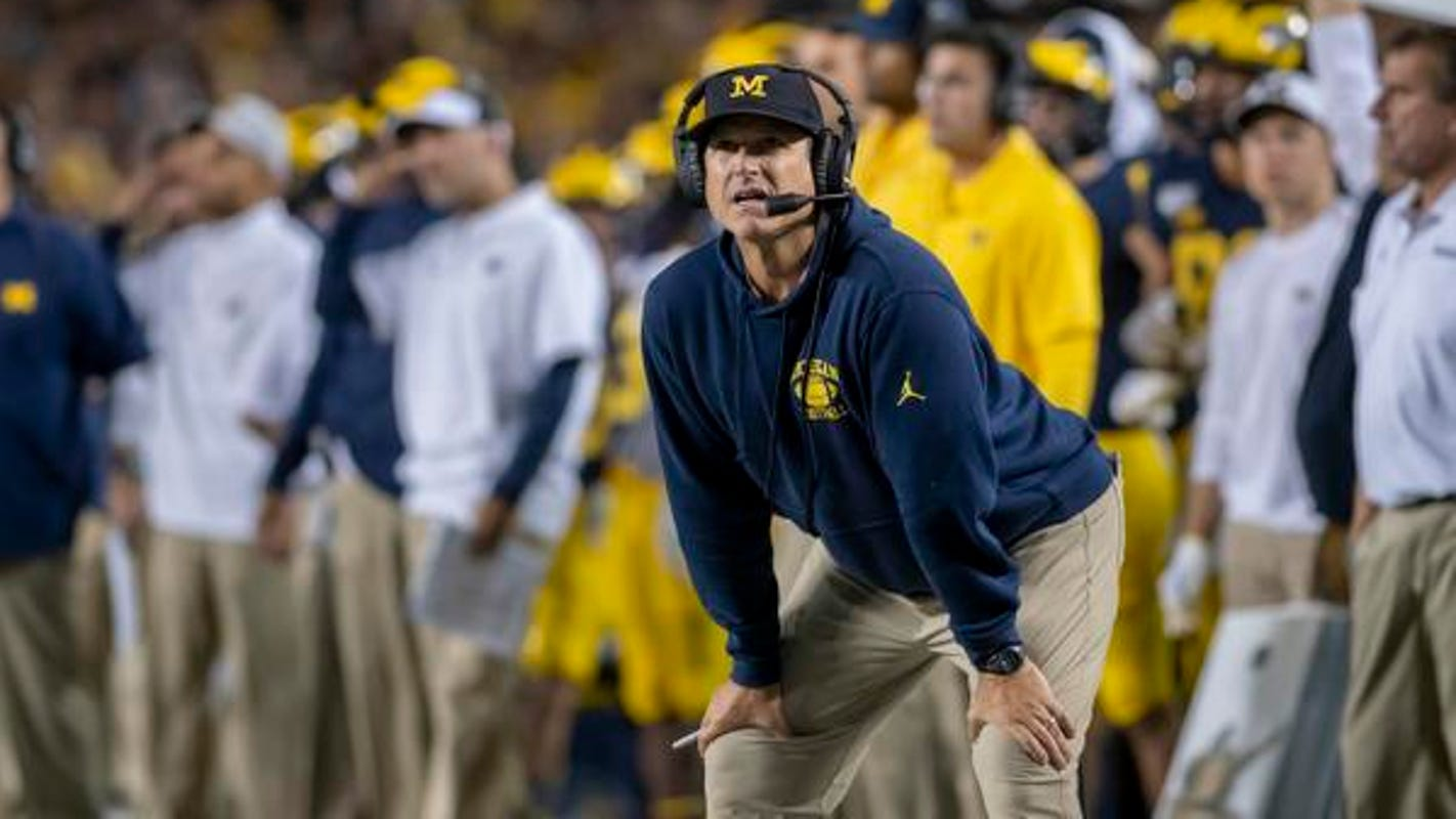 Wojo: It's time for Harbaugh to prove his worth