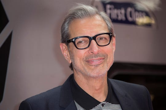 "Actor Jeff Goldblum, Laura Dern and Sam Neill will reprise their ""Jurassic Park"" roles in the upcoming ""Jurassic World 3."""