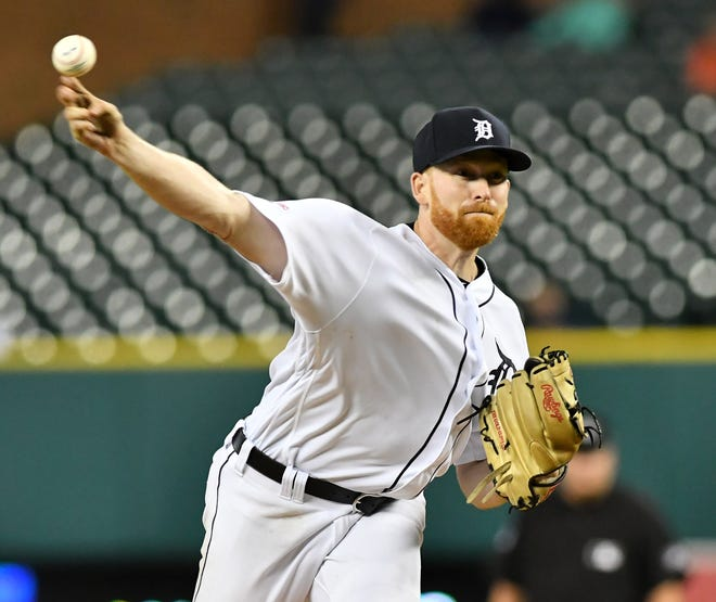 Tigers pitcher Spencer Turnbull is 0-12 in 17 career starts at Comerica Park.