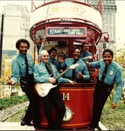The Detroit Police Department's Blue Pigs band was formed in 1970.