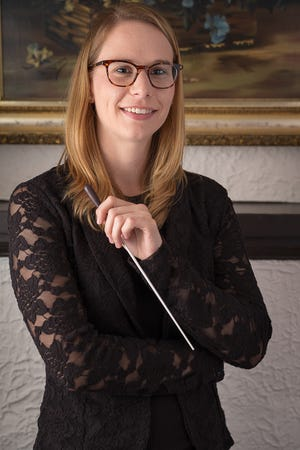 Shannon Arnold is the new artistic director for The Fort Myers Symphonic Mastersingers.