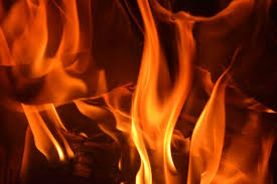 Greer firefighters responded to a duplex fire Wednesday morning.