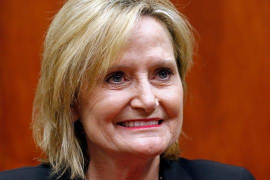 Republican Sen. Cindy Hyde-Smith