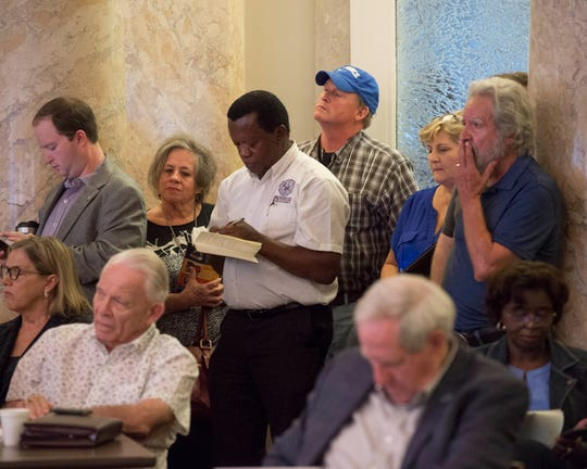 A public Hemp Cultivation Task Force Meeting was held at the state capitol in Jackson Wednesday, Sept. 25, 2019 to discuss both the viability and economic prospects for hemp crop cultivation in Mississippi.