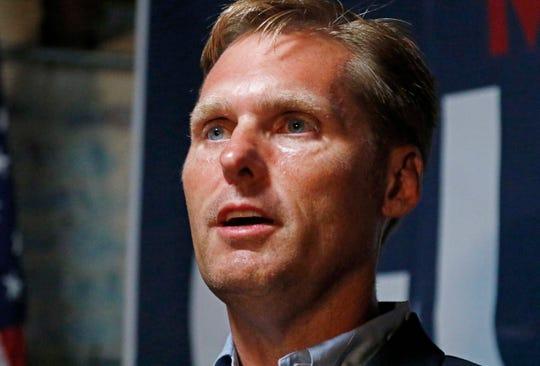 Republican Rep. Michael Guest