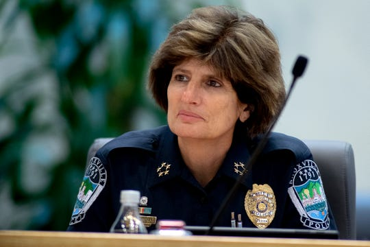 Knoxville Chief of Police Eve Thomas