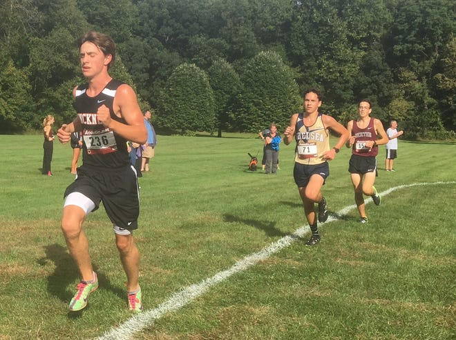 Gavin White (236) finished in third place, leading Pinckney to a third-place finish in the SEC White jamboree in Jackson.