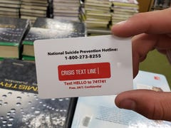Lawmakers tasked with preventing suicide back off proposal to delay funding for suicide hotline