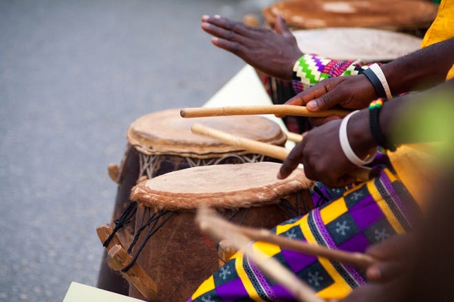 The second annual African Drum and Dance Festival is Sept. 28.